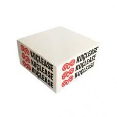 Yarım Standart Küp Blok